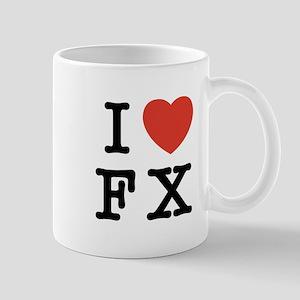 I Heart FX Mug