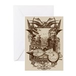 Life in Our New Century! Greeting Cards (Pk of 20)