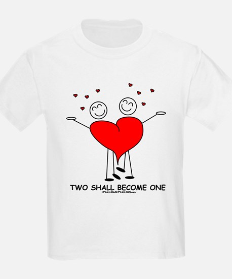 One Heart Kids T-Shirt