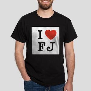 I Heart FJ Dark T-Shirt