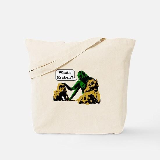 Clash Tote Bag