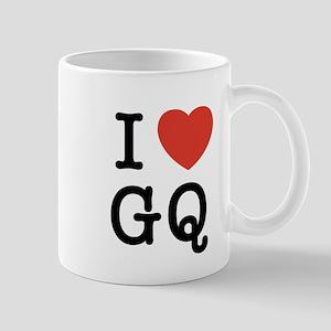 I Heart GQ Mug