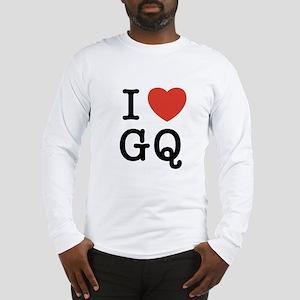 I Heart GQ Long Sleeve T-Shirt