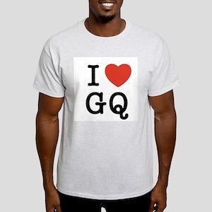 I Heart GQ Light T-Shirt