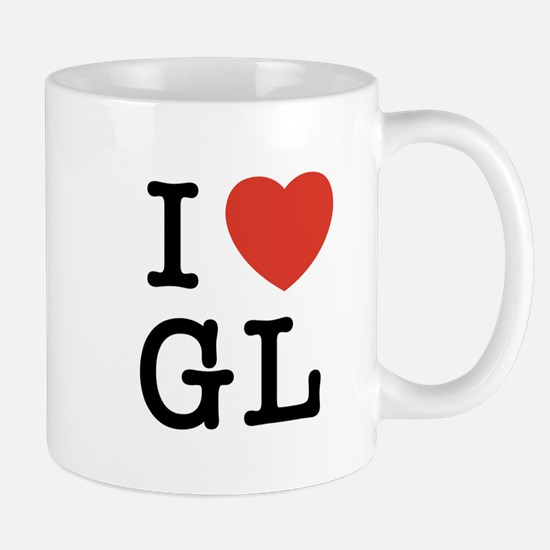 I Heart GL Mug