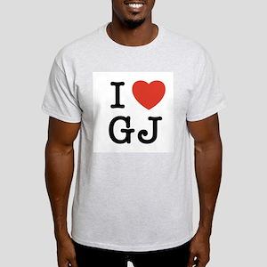 I Heart GJ Light T-Shirt