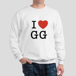 I Heart GG Sweatshirt