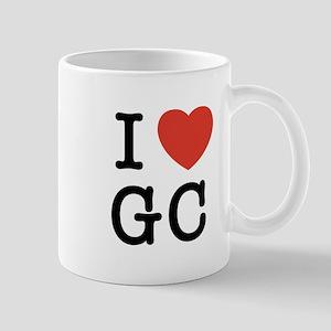 I Heart GC Mug