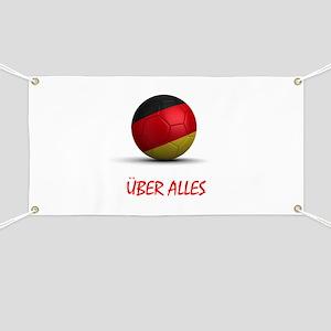 Uber Alles Banner