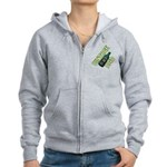 70th Birthday Women's Zip Hoodie