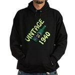 70th Birthday Hoodie (dark)
