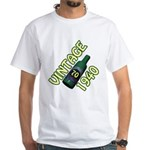 70th Birthday White T-Shirt