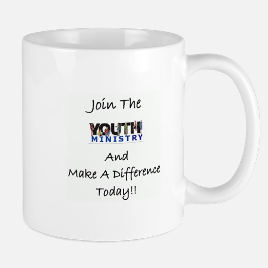 Funny Youth ministry Mug