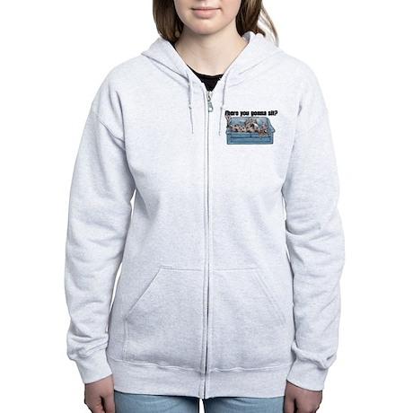 NMrl Where RU Women's Zip Hoodie