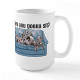 Great dane Large Mugs (15 oz)