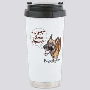 I'm NOT a GSD Stainless Steel Travel Mug