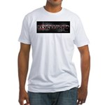 Fitted Tortured T-Shirt