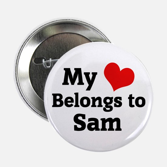 My Heart: Sam Button