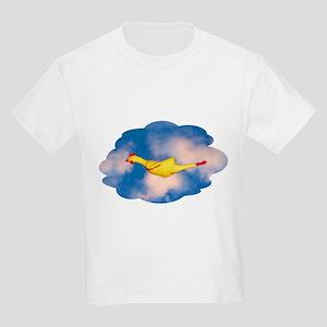 Rubber Chicken Kids Light T-Shirt