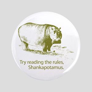 """Shankapotamus 3.5"""" Button"""