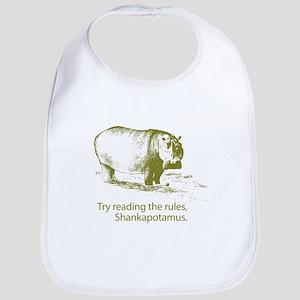 Shankapotamus Bib