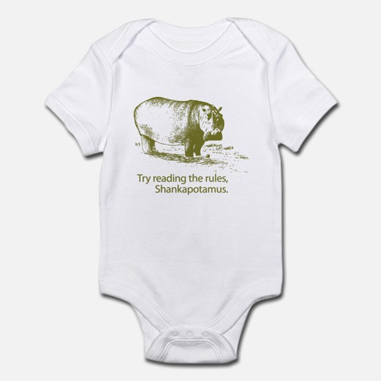 Shankapotamus Infant Bodysuit