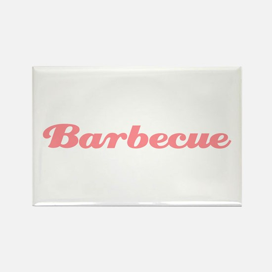 Barbecue Rectangle Magnet