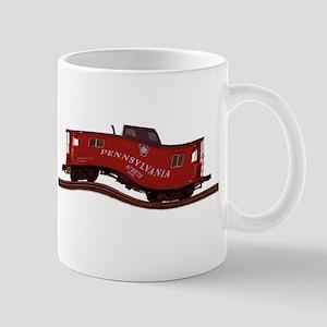 Pennsylvania Caboose Mug
