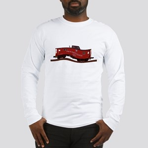 Pennsylvania Caboose Long Sleeve T-Shirt