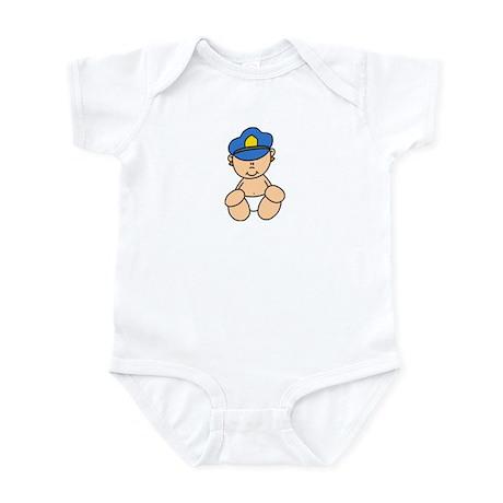Future Police Baby Infant Bodysuit