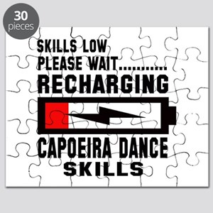 Please wait recharging Capoeira dance skill Puzzle