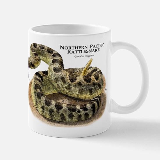 Northern Pacific Rattlesnake Mug
