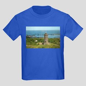 1960's Enger Tower Kids Dark T-Shirt