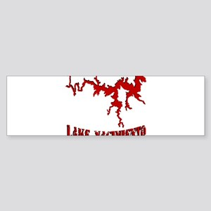 NACI (823 CRIMSON) Bumper Sticker