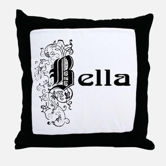 Bella Throw Pillow