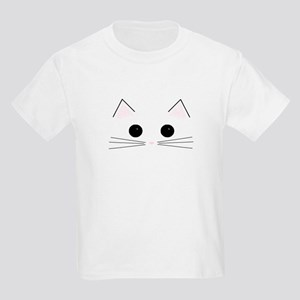 Kitty Face Kids T-Shirt