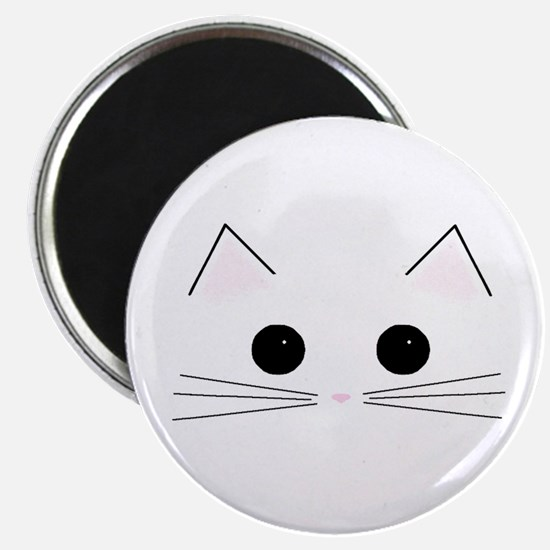Kitty Face Magnet