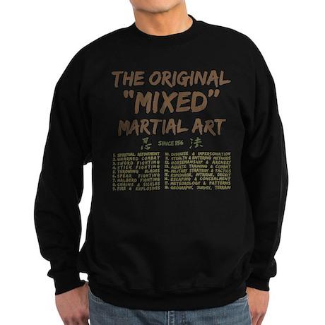 Original MMA Sweatshirt (dark)