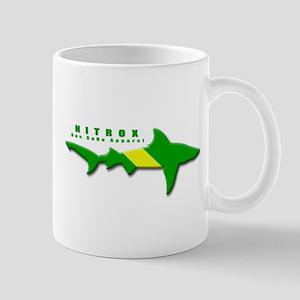 Nitrox Shark Mug