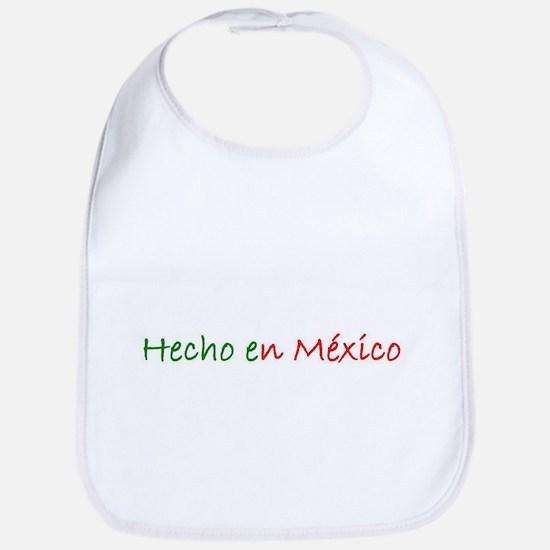 Mexican Pride Bib
