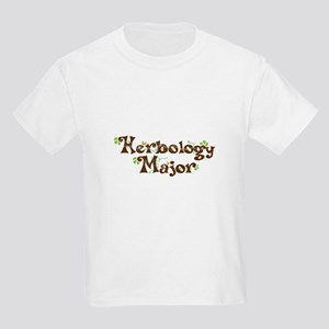 Herbology Major Kids Light T-Shirt