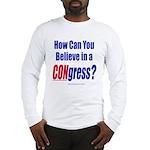 CONgress Long Sleeve T-Shirt