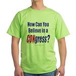 CONgress Green T-Shirt