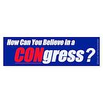 CONgress Bumper Sticker (10 pk)