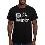 Sini-Gangster Men's Fitted T-Shirt (dark)