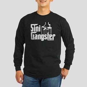 Sini-Gangster Long Sleeve Dark T-Shirt