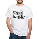Sini-Gangster White T-Shirt