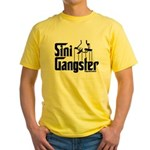 Sini-Gangster Yellow T-Shirt