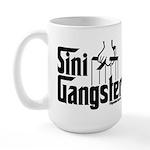 Sini-Gangster Large Mug