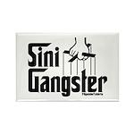 Sini-Gangster Rectangle Magnet